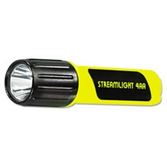 ProPolymer C4 Lux LED Flashlight, 4AA (Included), Yellow