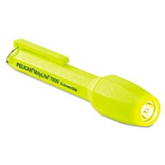 MityLite 1900 Flashlight, 2 AAA, Yellow