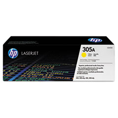 HP 305A, (CE412A-G) Yellow Original LaserJet Toner Cartridge for US Government
