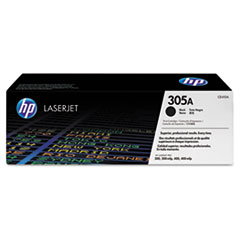 HP 305A, (CE410A-G) Black Original LaserJet Toner Cartridge for US Government
