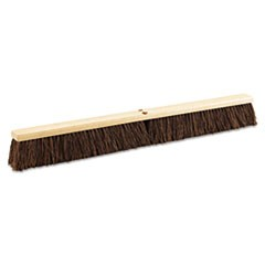 "BROOM,36"" PALMYRA BRSTLS"