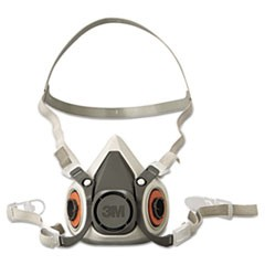Half Facepiece Respirator 6000 Series, Reusable, Small