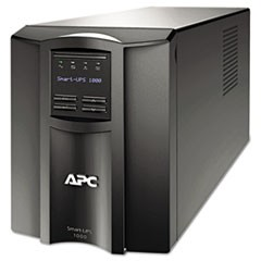 APC SMT1000 8 OUTLET - BATTERY BACK-SMART UPS