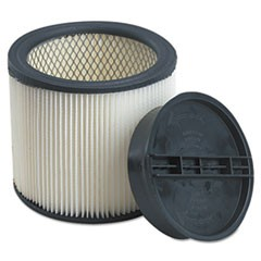 Cartridge Filter, For Full Size Wet/Dry Shop-Vac Vacuums