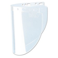 High Performance Face Shield Window, Standard, Propionate, Clear