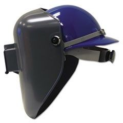 Welding Helmet with Speedy Mounting Loop, Gray