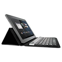 KeyFolio Expert Folio Keyboard, For Android/Windows 7,8 Tablets, Black