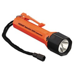 SabreLite 2000 Flashlight, 3 C, Orange