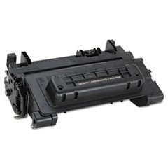 Remanufactured CC364A (64A) Toner, 10,000 Page-Yield, Black