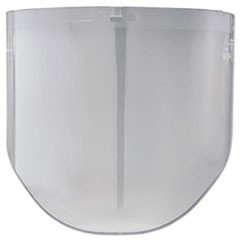 AO Tuffmaster Face Shield Window, Polycarbonate, Clear