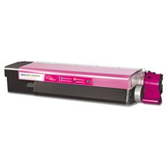 40035 Remanufactured 43865718 Toner, Magenta