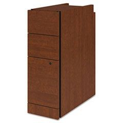 "Narrow Box/Box/File Pedestal for 10500/10700 Series Shells, 28"" High, Henna Chry"