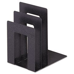 Soho Bookend with Squared Corners, 5w x 7d x 8h, Granite