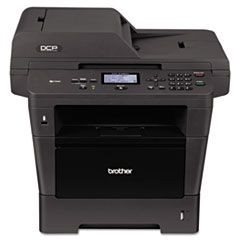 DCP-8155DN Multifunction Laser Copier, Copy/Print/Scan