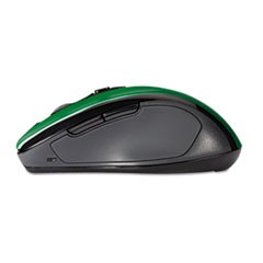Pro Fit Mid-Size Wireless Mouse, Right, Emerald Green