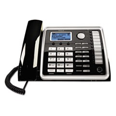 ViSYS 25260 Two-Line Corded Wireless Speakerphone