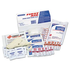 FIRST AID,ANSI REFILL,WHT
