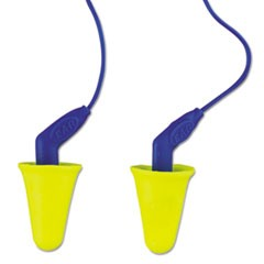 E-A-R Push-Ins SofTouch Earplugs, Corded, NRR 31