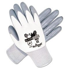 Ultra Tech Nitrile-Coated Gloves, Medium