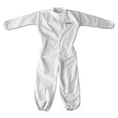 COVERALL,KLNGRD GP,2XL,WH