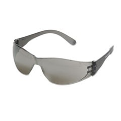Checklite Safety Glasses, Clear Frame, Indoor/Outdoor Lens