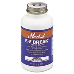 E-Z Break Anti-Seize Compound, Copper Grade, 16oz