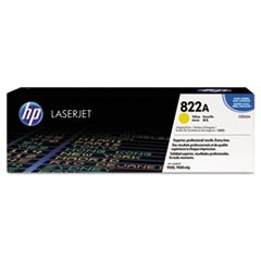 HP 822A, (C8562A) Yellow Original LaserJet Imaging Drum