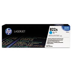 HP 822A, (C8561A) Cyan Original LaserJet Imaging Drum