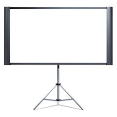 "Duet Ultra Portable Projection Screen, 80"" Widescreen"
