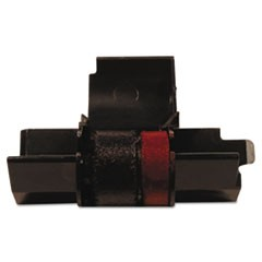 IR40T Compatible Calculator Ink Roller, Black/Red
