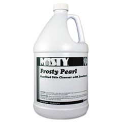 Frosty Pearl Soap Moisturizer, Frosty Pearl, Bouquet Scent, 1 Gal Bottle, 4/Carton
