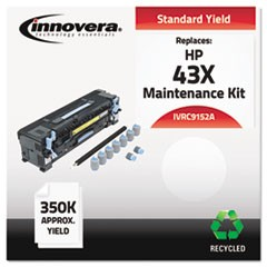 Remanufactured C9152-67907 (9000) Maintenance Kit, 350000 Page-Yield