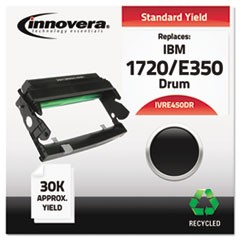 Remanufactured 310-8710 (E450) Drum, 30000 Page-Yield, Black