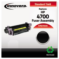 Remanufactured Q7502A (4700) Fuser, 100000 Page-Yield,