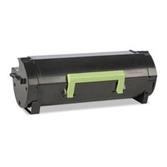 50F1U00 Return Program Ultra High-Yield Toner, 20000 Page-Yield, Black