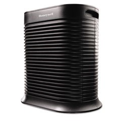 True HEPA Air Purifier, 465 sq ft Room Capacity, Black
