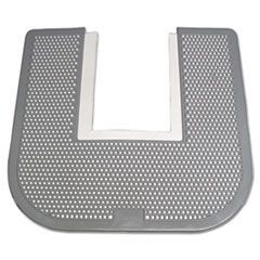 IMP 1550 U-SHAPED COMMODE MAT - 6/BX