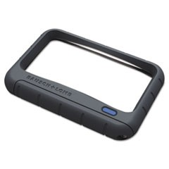 Handheld LED Magnifier, Rectangular, 4