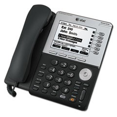Syn248 SB35031 Corded Deskset Phone System, For Use with SB35010 Analog Gateway