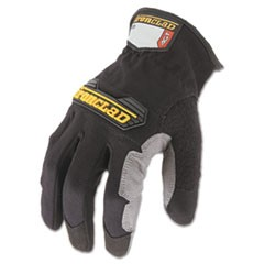 Workforce Glove, Medium, Gray/Black, Pair