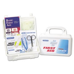 25 Person First Aid Kit, 113 Pieces/Kit