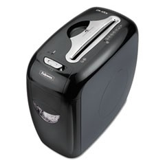 Powershred 12Cs Cross-Cut Shredder, 12 Manual Sheet Capacity