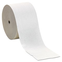 Coreless Bath Tissue, 1500 Sheets/Roll, 18 Rolls/Carton