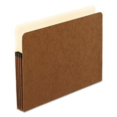 "Standard 3 1/2"" Expanding File Pockets, Manila, Straight Cut, 1 Pocket, Letter"