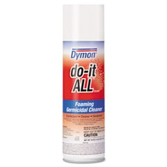 do-it-ALL Germicidal Foaming Cleaner, 18oz Aerosol, 12/Carton