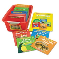 Guided Science Reader Super Set, Animals, Grades Pre K-1