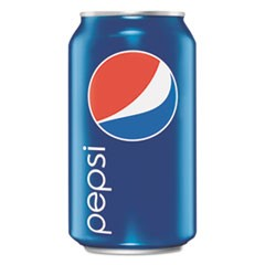 Pepsi Cola, 12 Oz Soda Can, 24/Pack
