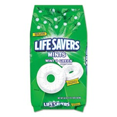 Hard Candy Mints, Wint-O-Green, 50 oz Bag