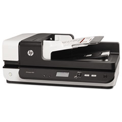 Scanjet Enterprise 7500 Flatbed Scanner, 600 x 600 dpi