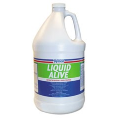 LIQUID ALIVE Odor Digester, 1gal Bottle, 4/Carton